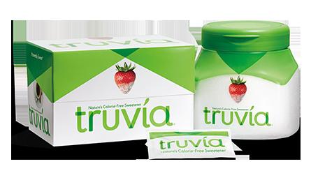Truvia - Made from Stevia