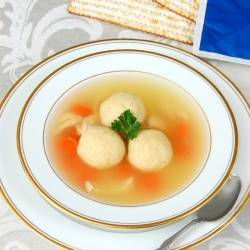 Mazo Ball Soup