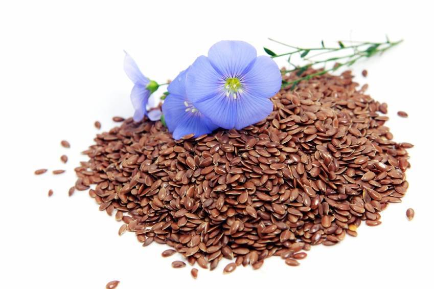 Flax oil weight loss