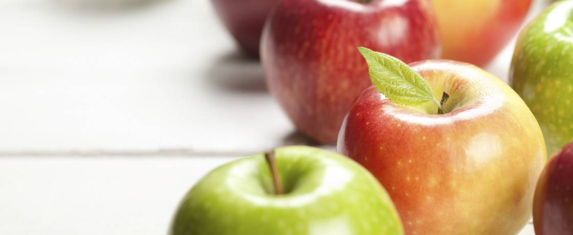 High Fiber, Healthy Apples