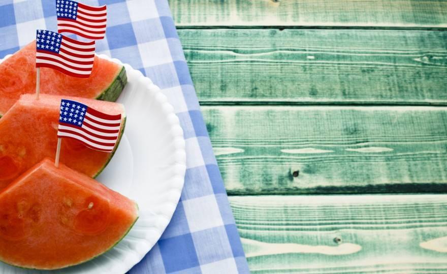 Healthy Picnic Food