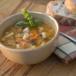Soup Aids Weight Loss