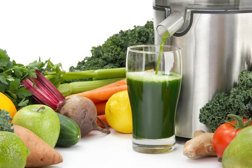 How to do a Juice Cleansing Fast