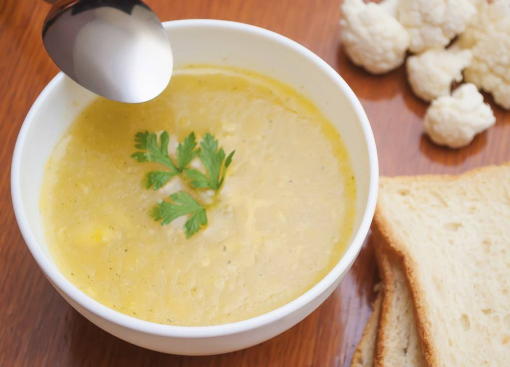 Roasted Cauliflower Soup   VitaMedica
