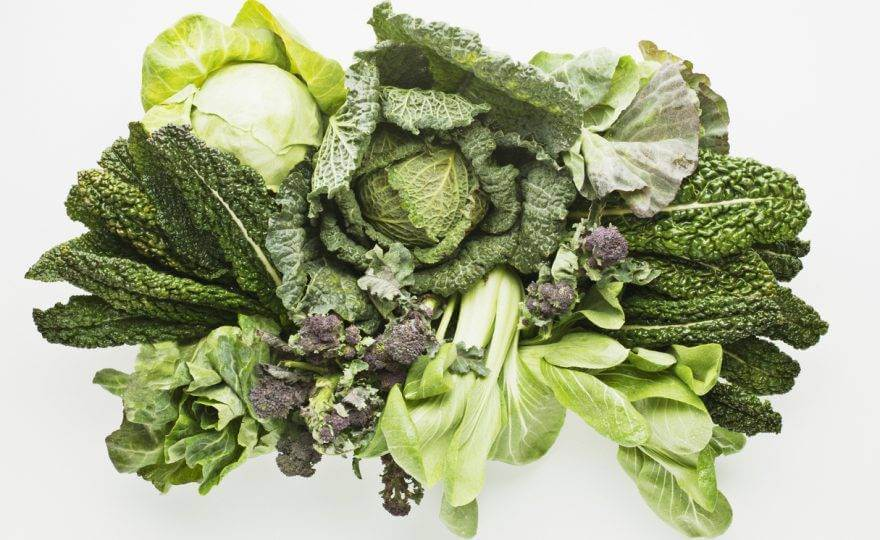 7 Dark Greens for Extraordinary Health